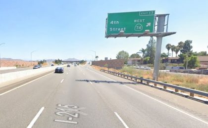 [03-29-2021] Condado De Riverside, CA - Colisión De Varios Vehículos En Perris Hiere A Tres Personas