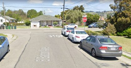 [03-30-2021] Condado De Alameda, CA - Una Persona En San Leandro Resultó Herida Después De Un Accidente De Peatones