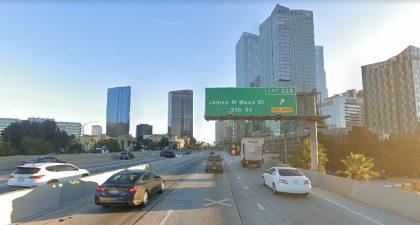[03-30-2021] Condado De Los Ángeles, CA - Dos Muertos Y Tres Heridos Después De Un Accidente Fatal En Sentido Contrario En La Autopista 110