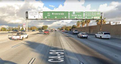 [03-30-2021] Condado De Orange, CA - Choque Trasero En Buena Park Hiere A Cinco Personas