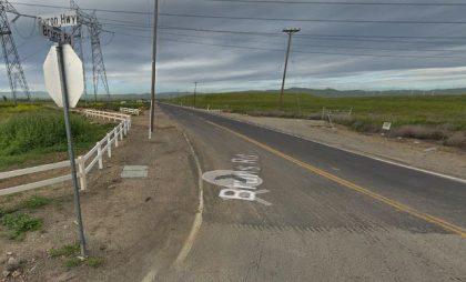 [04-01-2021] Condado De Contra Costa, CA - Una Colisión Frontal En La Autopista Byron Hiere A Una Persona