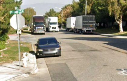 [04-01-2021] Condado De Riverside, CA - Una Persona Muerta Después De Un Accidente Fatal Con Camión Grande En La Autopista 215