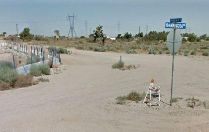 [04-01-2021] Condado de San Bernardino, CA - Accidente Frontal en Hesperia Resulta en Una Muerte