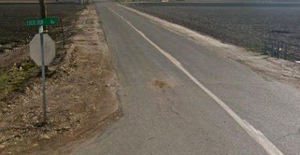 [04-03-2021] Condado De Kings, CA - Una Persona Resultó Herida Después De Un Accidente De Motocicleta En Excelsior Avenue