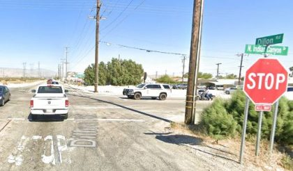 [04-06-2021] Condado De Riverside, CA - Colisión De Varios Vehículos En North Palm Springs Hiere A Una Persona