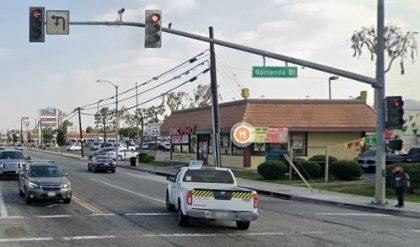 [04-07-2021] Condado De Los Ángeles, CA - Una Persona Muerta Después De Un Accidente De Peatón Fatal En Hacienda Heights