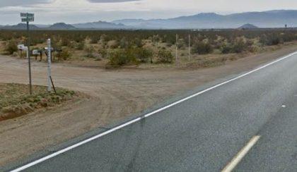 [04-07-2021] Condado De San Bernardino, CA - Conductor Muerto Después De Una Colisión Frontal Con Una Camioneta Pickup En El Valle De Lucerne