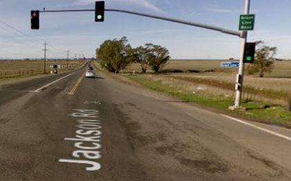 [04-12-2021] Condado De Sacramento, CA - Colisión De Dos Vehículos En Elk Grove Resulta En Lesiones