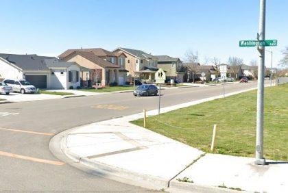 [04-12-2021] Condado De Stanislaus, CA - Una Persona Muerta Después De Una Colisión De Autos Trasera En Keyes