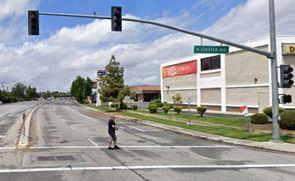 [04-13-2021] Condado De Kern, Ca - Hombre Discapacitado Herido Después De Un Accidente De Peatones En Bakersfield