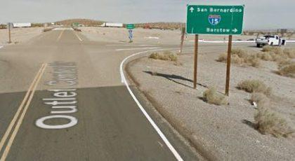 [04-14-2021] Condado De San Bernardino, CA - Accidente De Dos Vehículos En Barstow Hiere A Una Persona