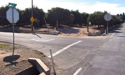 [04-17-2021] Condado de San Bernardino, CA - Un muerto, 5 heridos después de un accidente de dos vehículos en Redlands