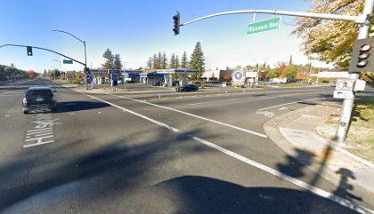 [04-18-2021] Condado De Sacramento, CA - Accidente De Peatón En Hillsdale Boulevard Hiere A Una Persona