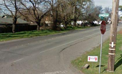 [04-20-2021] Condado De Butte, CA - Una Persona Resultó Herida Después De Una Colisión Frontal En Chico