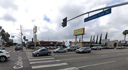 [04-21-2021] Condado De Los Ángeles, CA - Accidente De Peatón En North Hollywood - Muere Una Persona