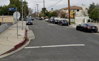[04-22-2021] Condado De Los Ángeles, CA - Un Ex-jugador De Baloncesto De Kentucky Muere En Un Accidente Automovilístico Mortal En Chatsworth