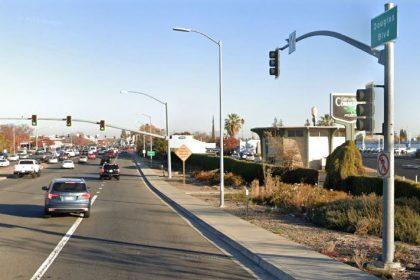 [04-22-2021] Condado De Sacramento, CA - Una Persona Muerta Después De Una Colisión De Varios Vehículos En Roseville