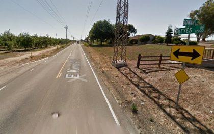 [04-22-2021] Condado De Stanislaus, CA - Accidente De Dos Vehículos En Denair Resulta En Una Muerte
