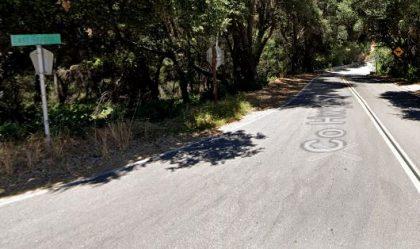 [04-25-2021] Condado De San Diego, CA - Una Persona Resultó Gravemente Herida Después De Una Colisión Grave De Motocicleta En Santa Ysabel