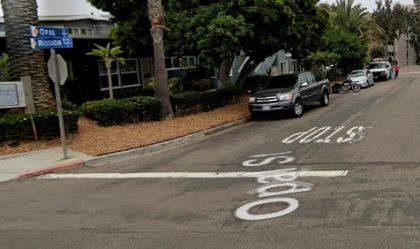 [04-25-2021] Condado De San Diego, CA - Una Persona Resultó Herida Después De Un Accidente De Motocicleta En Pacific Beach