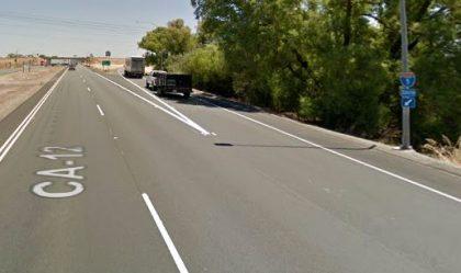 [04-27-2021] Condado De San Joaquin, CA - Una Persona Muerta Después De Un Accidente Fatal De Motocicleta En Lodi